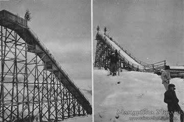 Міф про вік лижного трампліну у Воловці розвіяно